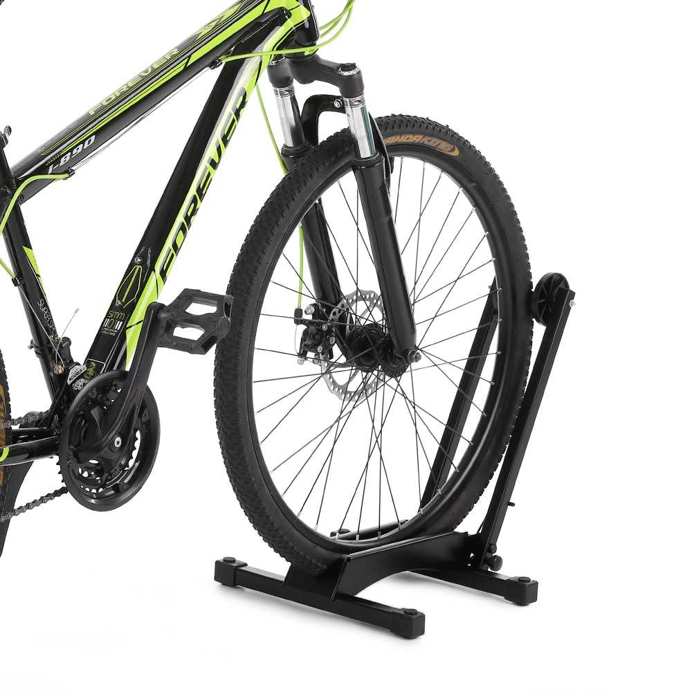 Bike Storage Stand For Bicycle Floor Parking Rack Universal